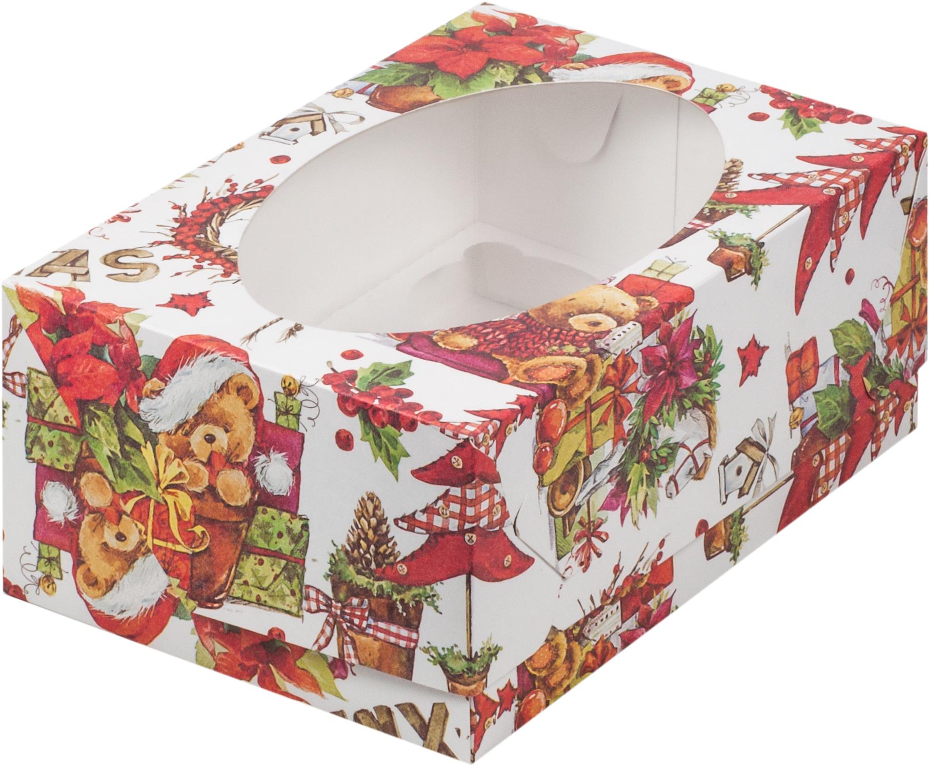 коробка для капкейка